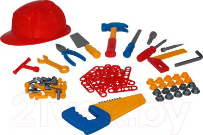 Набор инструментов игрушечный Полесье №8 / 53718