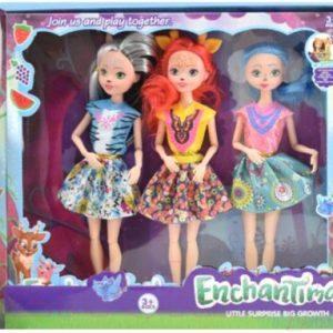 Набор кукол Ausini 854