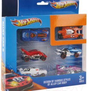 Набор игрушечных автомобилей Six-Six Zero 8628