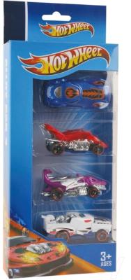 Набор игрушечных автомобилей Six-Six Zero 8629