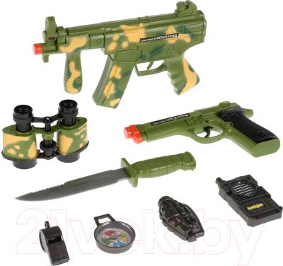 Игровой набор военного Играем вместе 8629-R