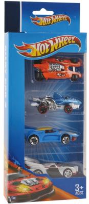 Набор игрушечных автомобилей Six-Six Zero 8630