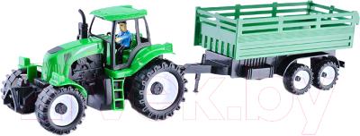 Трактор игрушечный Ausini 888A-1