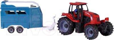 Трактор игрушечный Ausini 888A-8