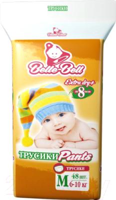 Подгузники-трусики детские Belle-Bell До 8ч M / PD03