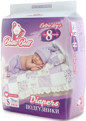 Подгузники детские Belle-Bell До 8ч S / BD06
