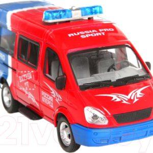 Автомобиль игрушечный Play Smart 9098-B