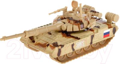 Танк игрушечный Технопарк Т-90 / SB-16-19-T90-S-WB.19
