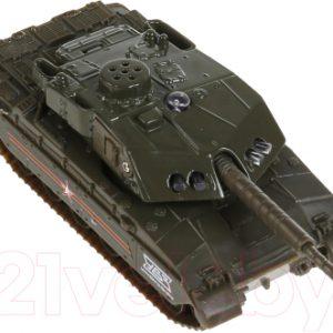 Танк игрушечный Технопарк Т-90 / SB-18-40(SL457)-G