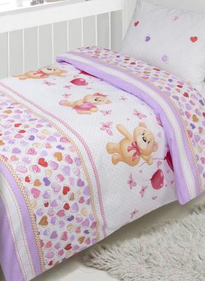 Комплект постельный в кроватку АртПостель Малыш 922