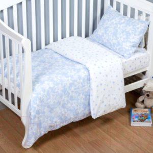Комплект постельный в кроватку АртПостель Звездочет 922