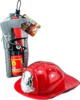 Игровой набор пожарного Qunxing Toys Служба спасения / 99019