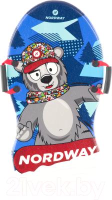 Санки-ледянка Nordway 9SJOW0E80F / A20ENDSS008-MX
