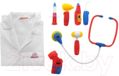 Набор доктора детский Играем вместе Доктор Айболит / A27821-R2