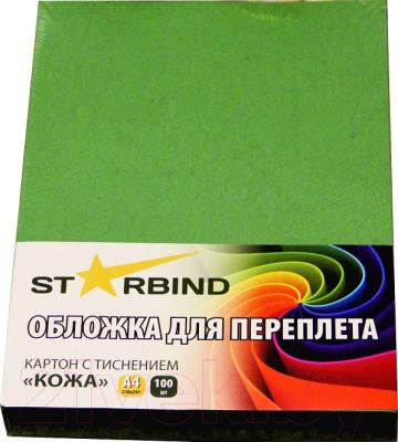Обложки для переплета Starbind A3 кожа / CCA3Gr230SB