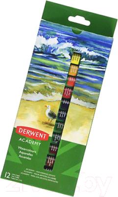 Акварельные краски Derwent Academy 2302404
