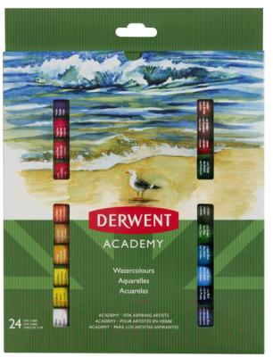 Акварельные краски Derwent Academy 98222