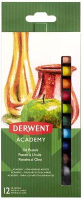 Набор масляной пастели Derwent Academy Oil Pastel / 2301952