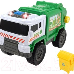 Мусоровоз игрушечный Dickie Action Series Garbage Truck / 203304013