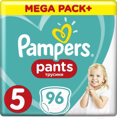 Подгузники-трусики детские Pampers Pants 5 Junior