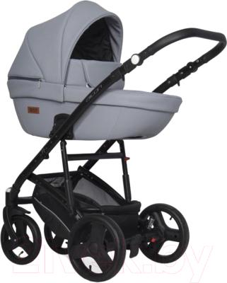 Детская универсальная коляска Riko Aicon Pastel 3 в 1