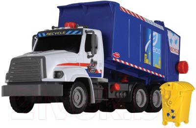 Мусоровоз игрушечный Dickie AirPump / 203806002