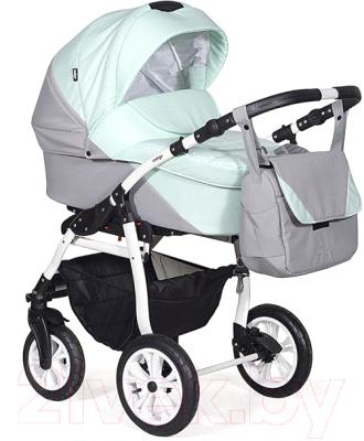 Детская универсальная коляска INDIGO Alma 2 в 1