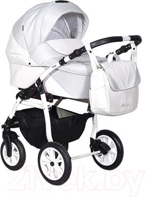 Детская универсальная коляска INDIGO Alma Lux 2 в 1