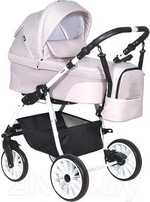 Детская универсальная коляска INDIGO Alpina + F 3 в 1