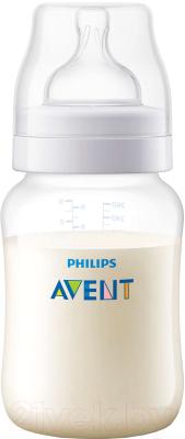 Бутылочка для кормления Philips AVENT Anti-colic / SCF813/17