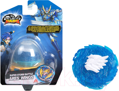 Игрушка детская Infinity Nado Волчок Компакт Ares Wings / 37693