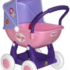 Коляска для куклы Полесье Arina 4 колеса / 48202