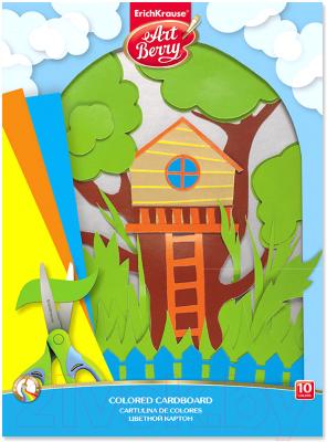 Набор цветного картона Erich Krause ArtBerry / 50567
