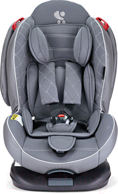 Автокресло Lorelli Arthur+ SPS Isofix Grey Leather