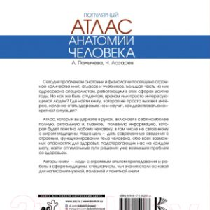 Атлас АСТ Популярный атлас анатомии человека