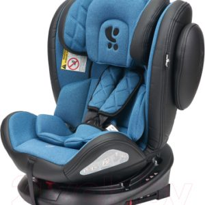 Автокресло Lorelli Aviator Isofix Black Blue / 10071301904