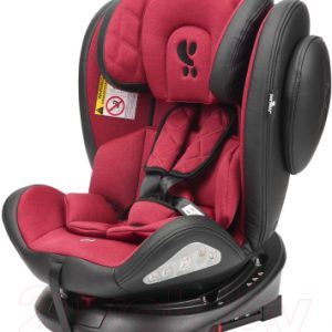 Автокресло Lorelli Aviator Isofix Black Red / 10071301903