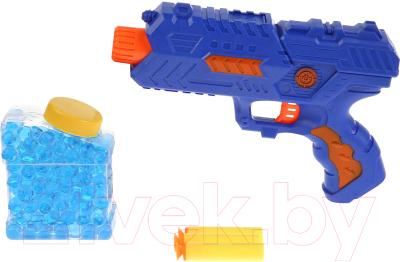 Бластер игрушечный Играем вместе С мягкими и гелевыми пулями / B1354557-R