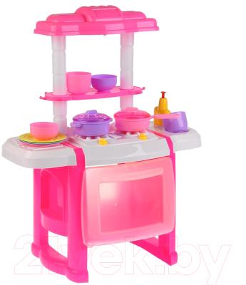 Детская кухня Симбат Кухня с тележкой / B1723577