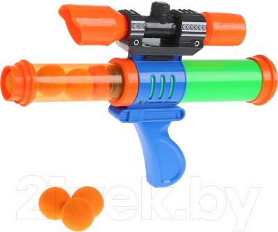 Бластер игрушечный Симбат С шарами / B1798356