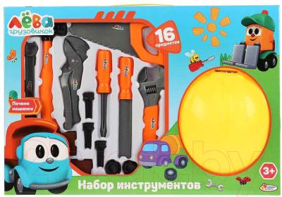Набор инструментов игрушечный Играем вместе Грузовичок Лева / B1821445-R1
