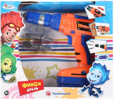 Дрель игрушечная Играем вместе Фиксики / B256051-R