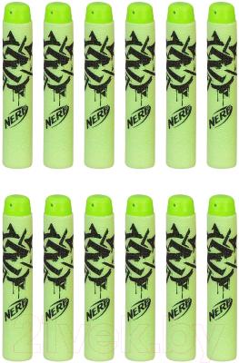 Боеприпасы для оружия игрушечного Hasbro Нерф Зомби / B3861