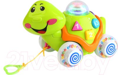 Развивающая игрушка Умка Львенок и Черепаха / B655-H04009-R1