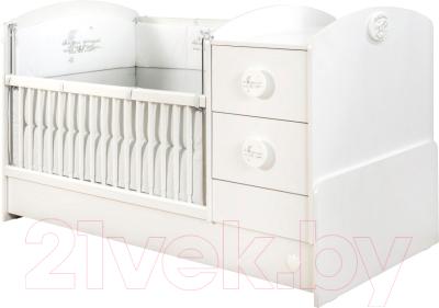 Детская кровать-трансформер Cilek Baby Cotton / ST 20.24.1016.00