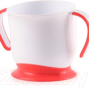 Кружка детская Happy Baby Baby Cup With Suction Base 15022