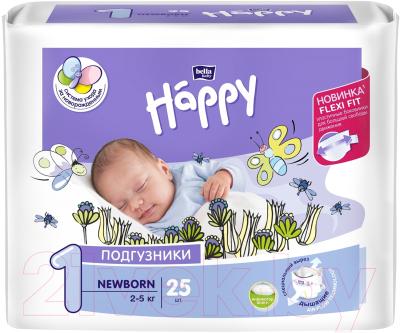 Подгузники детские Bella Baby Happy Baby Happy Start Newborn Air 2-5кг