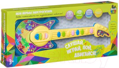 Музыкальная игрушка Bondibon Электрогитара. Baby You / ВВ4395