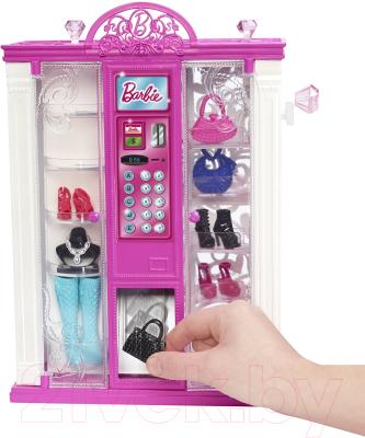 Аксессуар для куклы Barbie Шкаф-автомат / BGW09