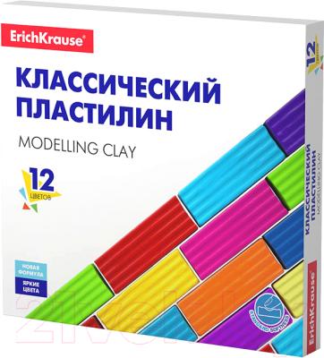 Пластилин Erich Krause Basic / 50558